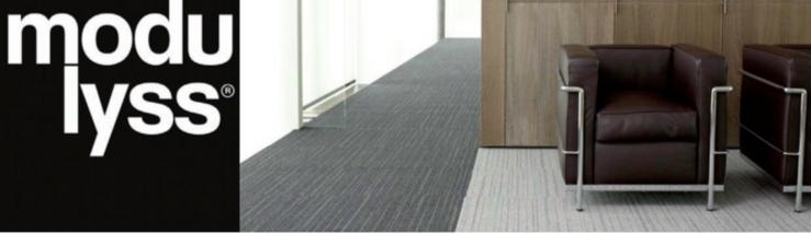 Vanaf heden voeren wij het assortiment van de modulyss® tapijttegels geschikt voor de projectmarkt.  modulyss® staat voor t